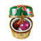 Limoges Imports Christmas Lolli-Pops Limoges Box
