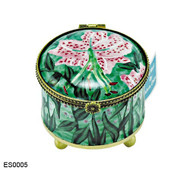 ES0005 Kelvin Chen Asiatic Lilies Stamp Box
