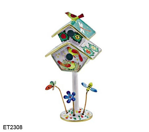 ET2308 Kelvin Chen Dragonfly Birdhouse