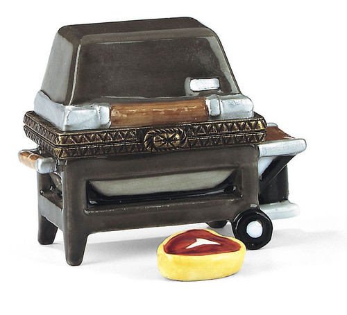 Barbecue Gas Grill with Steak PHB   Midwest of Cannon Falls   Christine's Closet