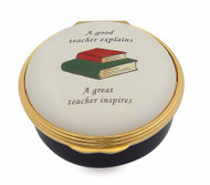 001/10602 Halcyon Days Graduation Enamel Box