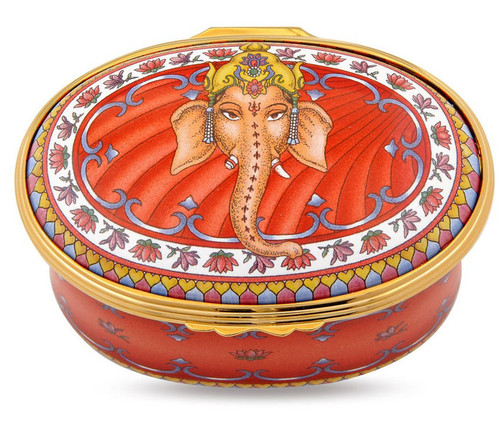 Halcyon Days Ganesh 009/10282