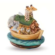 Halcyon Days Noah's Ark Bonbonniere 002/W0125