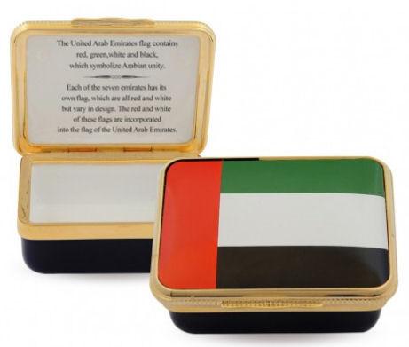 Halcyon Days United Arab Emirates Flag 064/10588