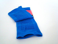 Royal Blue Split Toe Yoga Socks with grips (SplitToe-Blue)