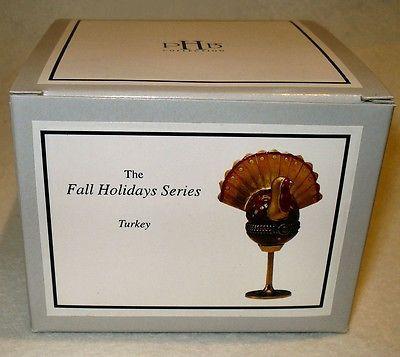 Turkey on a Stem PHB