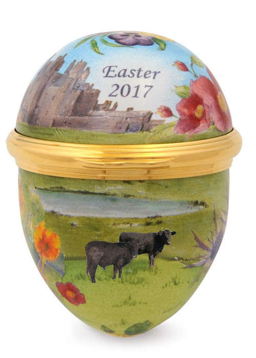 Halcyon Days 2017 Easter Egg Box