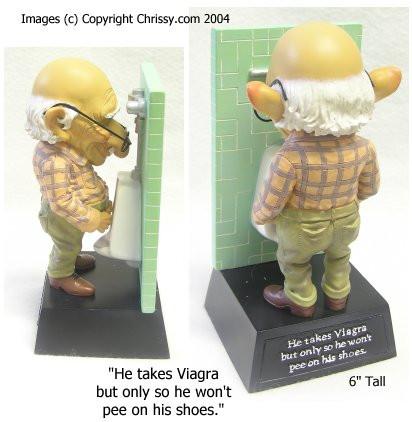 Westland Viagra Figurine Coot