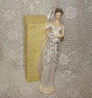 Putting On The Ritz Wedding Tassel Doll