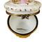 Cupcake W/Pink Candle Rochard Limoges Box