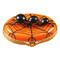 Spider On Oval - Happy Halloween Rochard Limoges Box