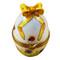 Egg W/Bow & Chicken Rochard Limoges Box