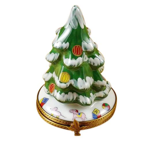 Christmas Tree Rochard Limoges Box