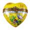 Butterfly Heart Rochard Limoges Box