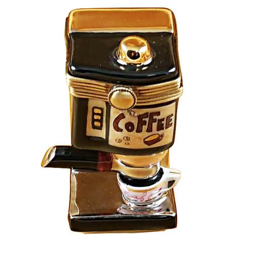 Coffee Maker Rochard Limoges Box