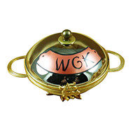 Chrome Wok Limoges Box