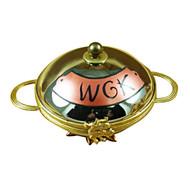 Chrome Wok Limoges Box