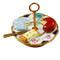 Cheese Plate Rochard Limoges Box