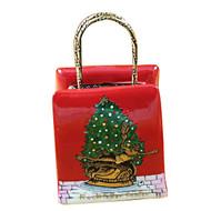 Christmas Shopping Bag Rochard Limoges Box