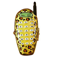Cell Phone Leopard Rochard Limoges Box