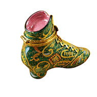 Shoe Italian 1885 Rochard Limoges Box