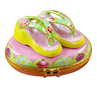 Beach Sandals Rochard Limoges Box
