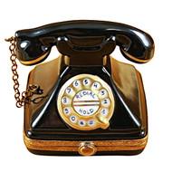 Telephone Rochard Limoges Box