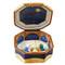 Nativity Octagon Rochard Limoges Box