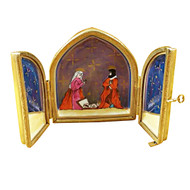 Nativity- Triptych Rochard Limoges Box