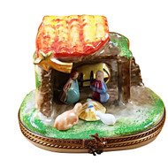 Nativity Rochard Limoges Box