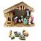 12 Piece Nativity Set Rochard Limoges Box
