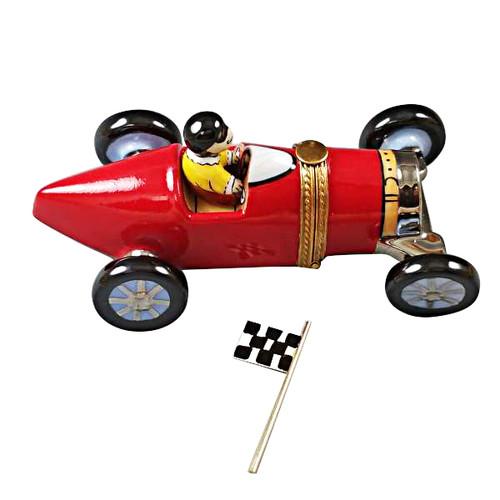 Race Car Rochard Limoges Box