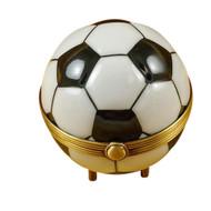 Soccer Ball Rochard Limoges Box
