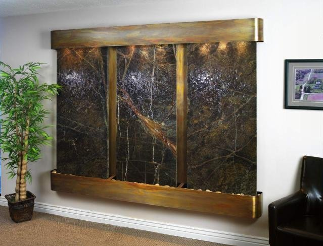 Unique ways to add art to your home indoor fountain pros workwithnaturefo