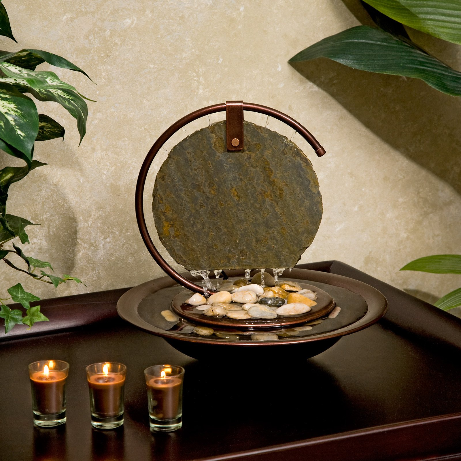 Indoor Tabletop Fountains - Home Design Ideas