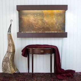 Large Horizon Falls Classic Quarry Rajah Slate with Copper Vein Trim Kit