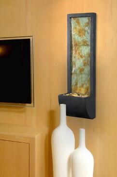 Walla Indoor Wall Fountain - Indoor Fountain Pros