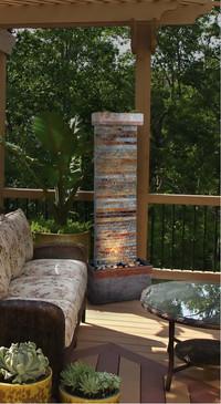 Tacora Horizontal Floor Water Fountain