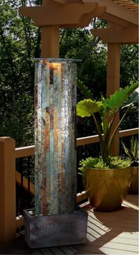 Waterwall Floor Water Fountain