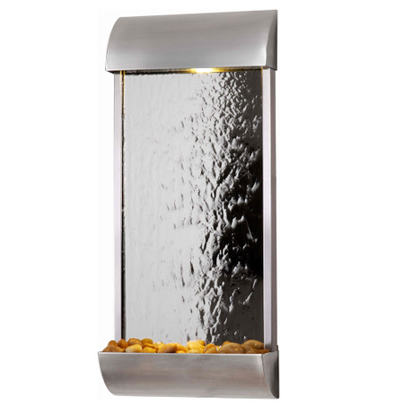 Waterville Indoor/Outdoor Wall Fountain - Indoor Fountain Pros