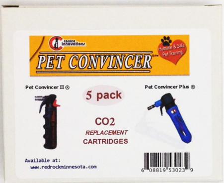 Pet Convincer II  retail box of 5