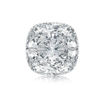 Cushion Cut Mystique Cubic Zirconia Loose Stone