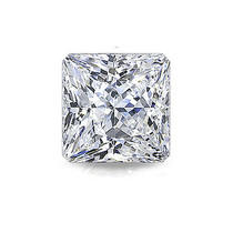 Princess Cut Mystique Cubic Zirconia Loose Stone