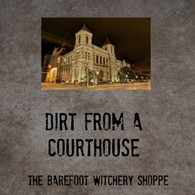 Dirt From A Courthouse, Curio, Dust, Materia Magica