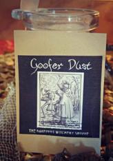 Goofer Dust, Hoodoo Curio, Dust, Materia Magica