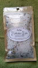 Herbal Purification Bath with Blessed Salts