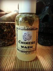 Chinese Wash, Traditional Hoodoo Formula
