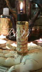 This listing is for one .50 glass vial of Hand of Glory Oil.