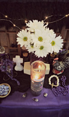7 Day Altar Working for Maman Brigitte, Justice, Protection, Healing, Money, Ancestors, Clear Negativity