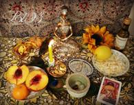 7 Day Altar Working for Oshun, Love, Creativity, Happiness, Wishing Magick
